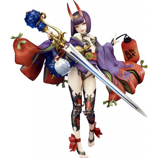Fate/Grand Order 1/7 Scale Pre-Painted Figure: Assassin/Shuten-Douji