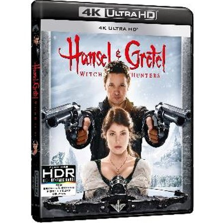 Hansel And Gretel: Witch Hunters (4K UHD)