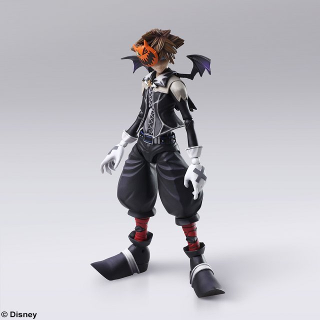 Kingdom Hearts II Bring Arts: Sora Halloween Town Ver.