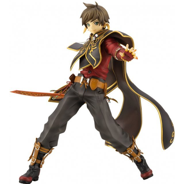 Tales of Zestiria 1/8 Scale Painted Figure: Sorey Doshi no Idetachi Color Variation Ver.