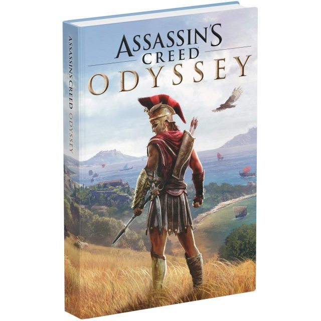 Assassin's Creed Odyssey: Official Collector's Edition Guide (Hardcover)