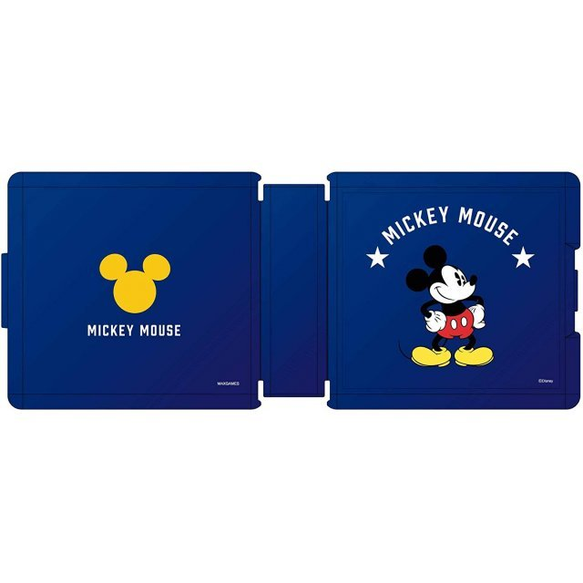 Disney Mickey Mouse Special Card Pocket 24 for Nintendo Switch