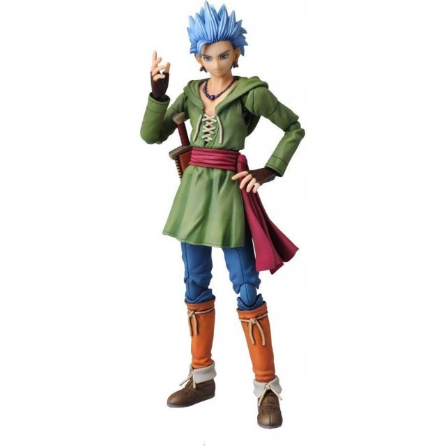 Dragon Quest XI Sugisarishi Toki wo Motomete Bring Arts: Erik