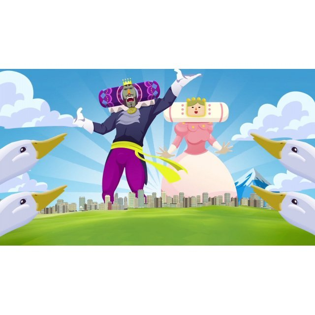 Katamari Damacy REROLL (Multi-Language)
