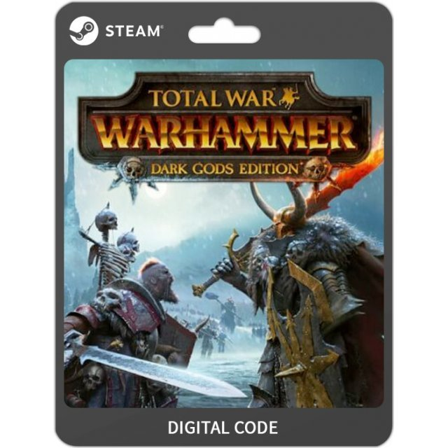 Total War Warhammer [Dark Gods Edition]