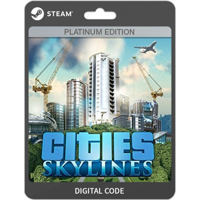 Cities: Skylines [Platinum Edition]