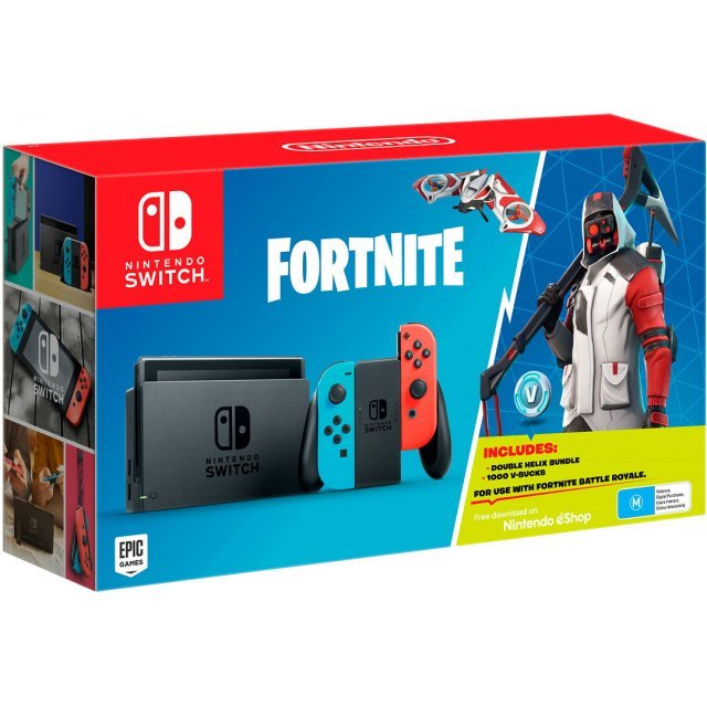 Nintendo Switch: Fortnite - Double Helix Bundle
