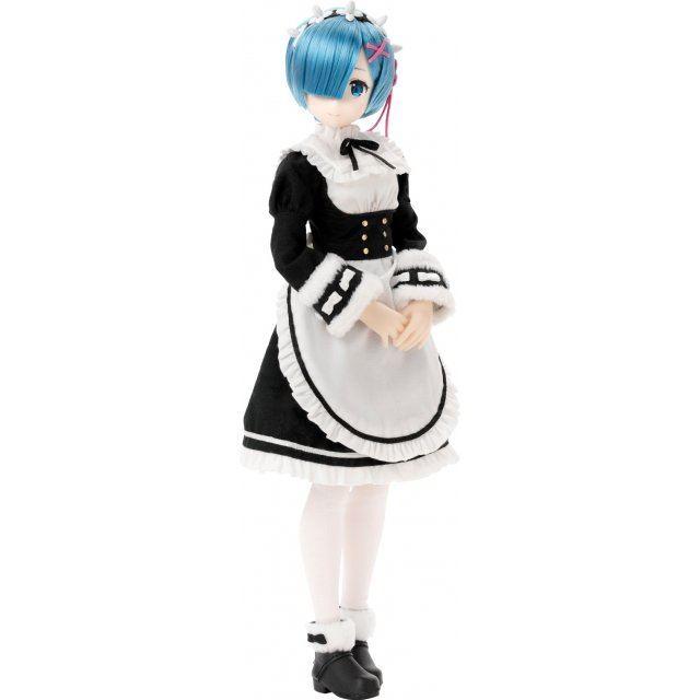 Re:Zero kara Hajimeru Isekai Seikatsu Memory Snow Pureneemo Character Series 1/6 Scale Fashion Doll: Rem