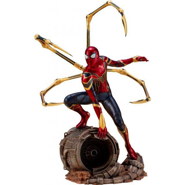ARTFX+ Avengers Infinity War 1/10 Scale Pre-Painted Figure: Iron Spider -Infinity War-