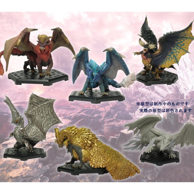 Capcom Figure Builder Monster Hunter Standard Model Plus Vol. 13 (Set of 6 pieces) (Re-run)