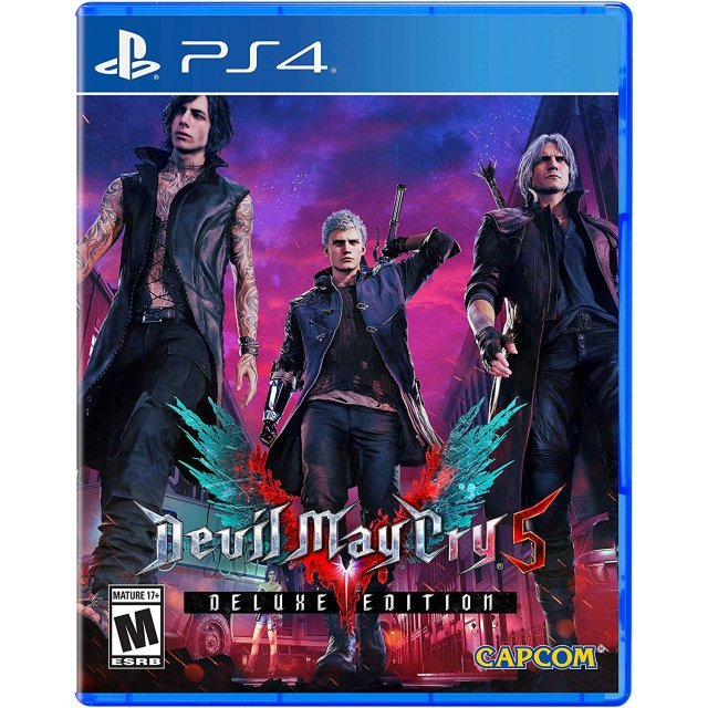 Devil May Cry 5 [Deluxe Edition]