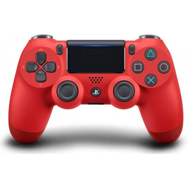 DualShock 4 Wireless Controller (Magma Red)