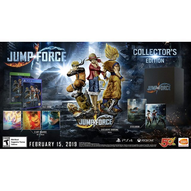 Jump Force [Collector's Edition]