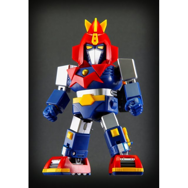 Mini Deformed Series Choudenji Machine Voltes V: Voltes V