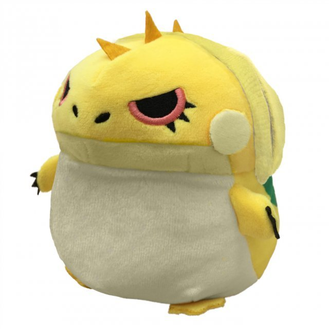Monster Hunter MochiKawa Plush: Great Jagras