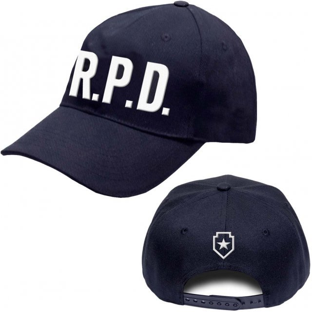 Resident Evil Re:2 Cap - R.P.D.