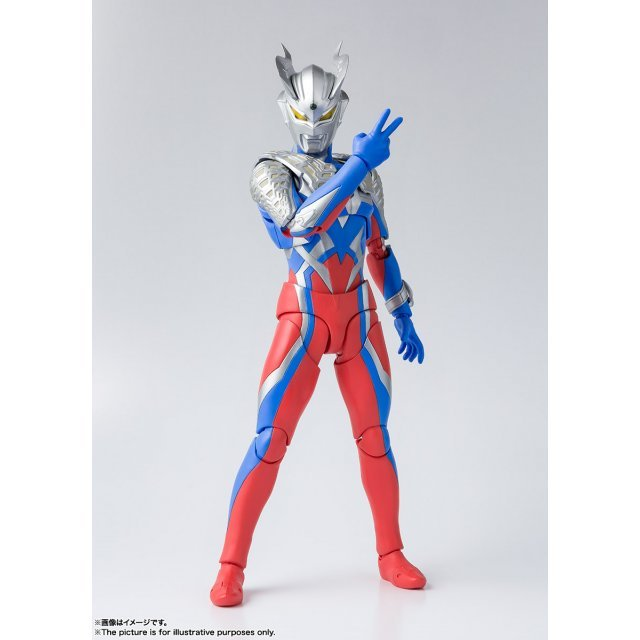 S.H.Figuarts Mega Monster Battle Ultra Galaxy The Movie: Ultraman Zero