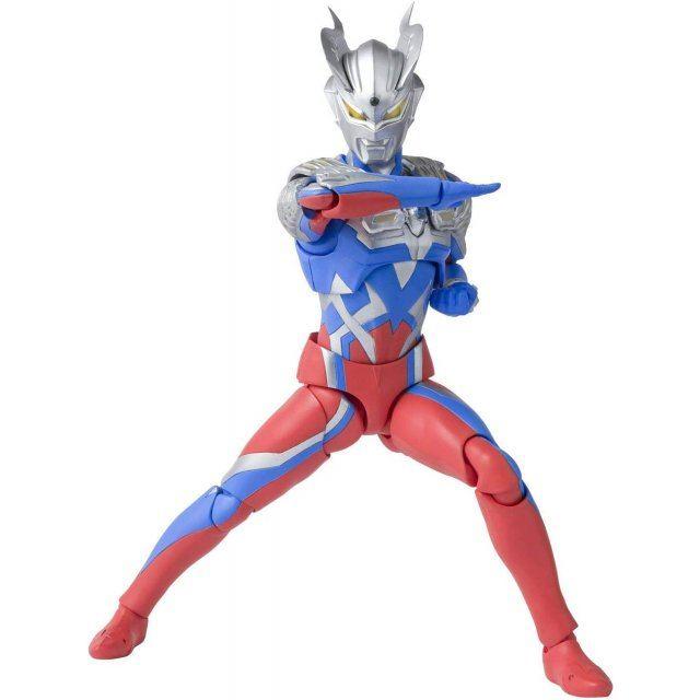 S.H.Figuarts Mega Monster Battle Ultra Galaxy The Movie: Ultraman Zero (Re-run)