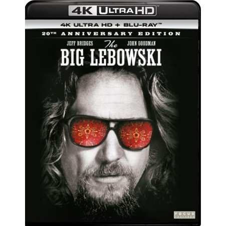 The Big Lebowski (4K UHD+BD) (2-Disc)