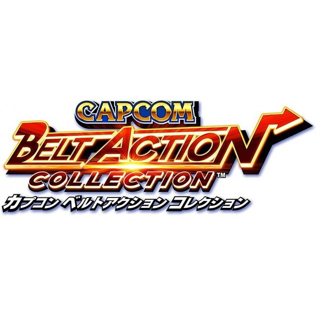 Capcom Belt Action Collection (Multi-Language)