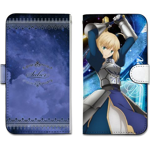 Fate/Stay Night [Heaven's Feel] - Saber Book Style Smartphone Case 148