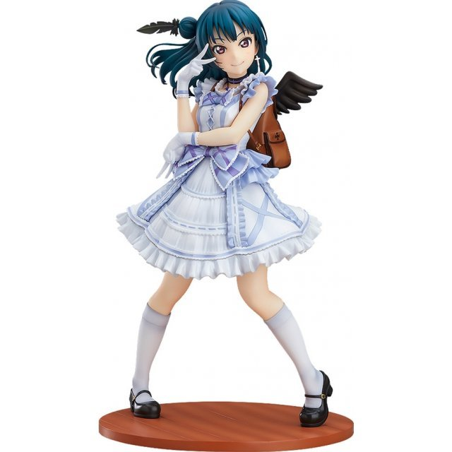 Love Live! Sunshine!! 1/7 Scale Pre-Painted Figure: Yoshiko Tsushima Blu-ray Jacket Ver. [Good Smile Company Online Shop Limited Ver.]