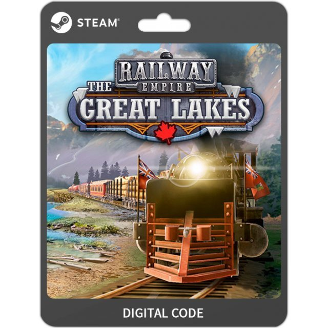 Railway Empire - The Great Lakes [DLC]