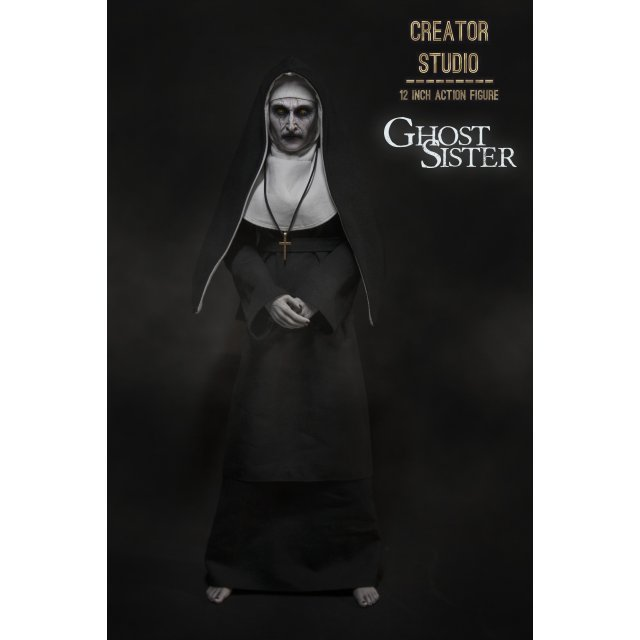 Creator Studio 1/6 Scale Action Figure: Ghost Sister