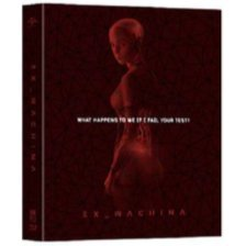 Ex Machina (Numbered Steelbook) (Full Slip_PET Limited Edition)