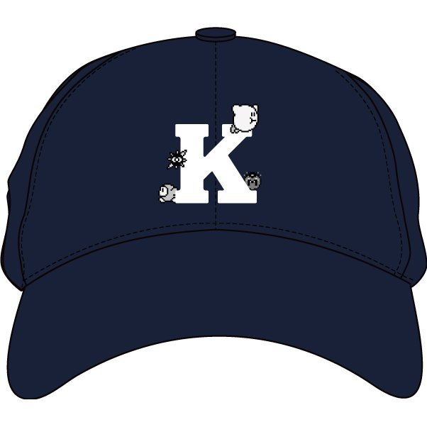 Kirby's Dream Land Cap - Classic Navy
