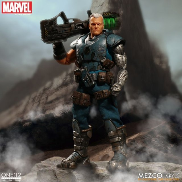 One:12 Collective Action Figure: Cable