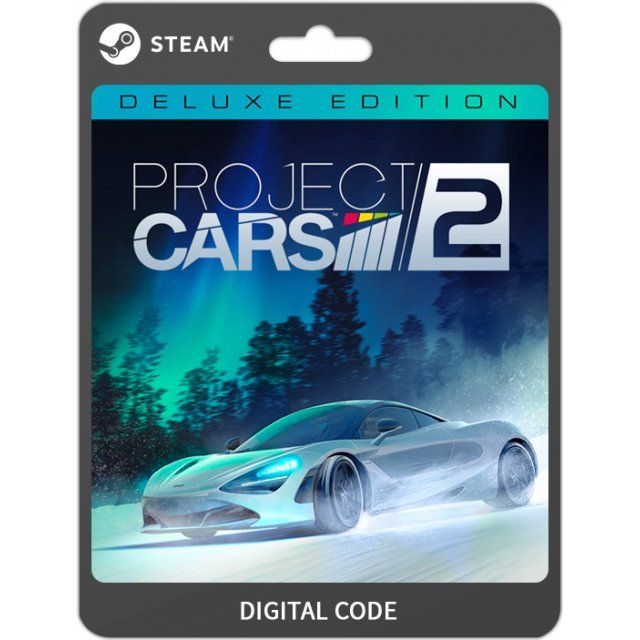 Project Cars 2 [Deluxe Edition]
