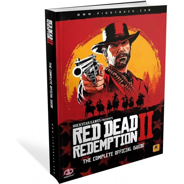 Red Dead Redemption 2: The Complete Official Guide (Paperback)