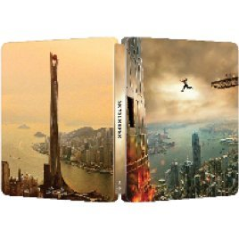 Skyscraper (3D+2D) (2-Disc) (Steelbook) (Limited Edition)