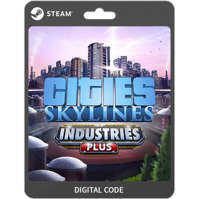 Cities: Skylines - Industries Plus [DLC]
