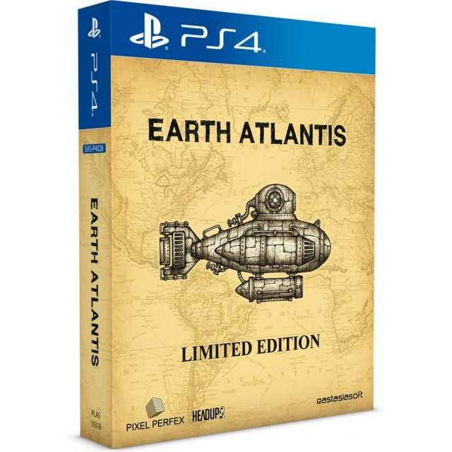 Earth Atlantis [Limited Edition]