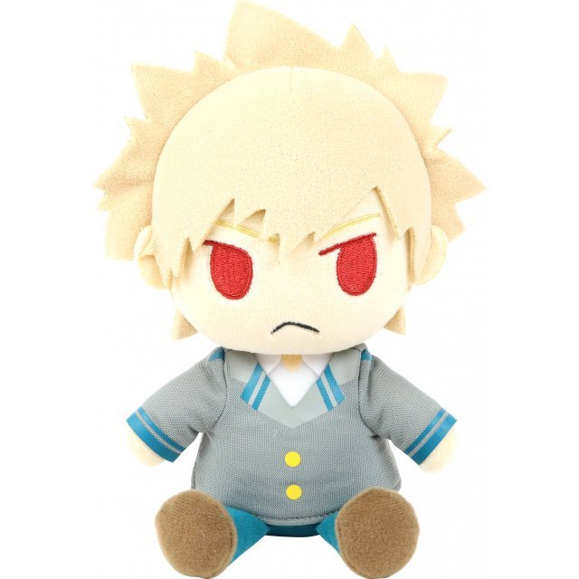 My Hero Academia Plush: Bakugo (You and Hero Academy)