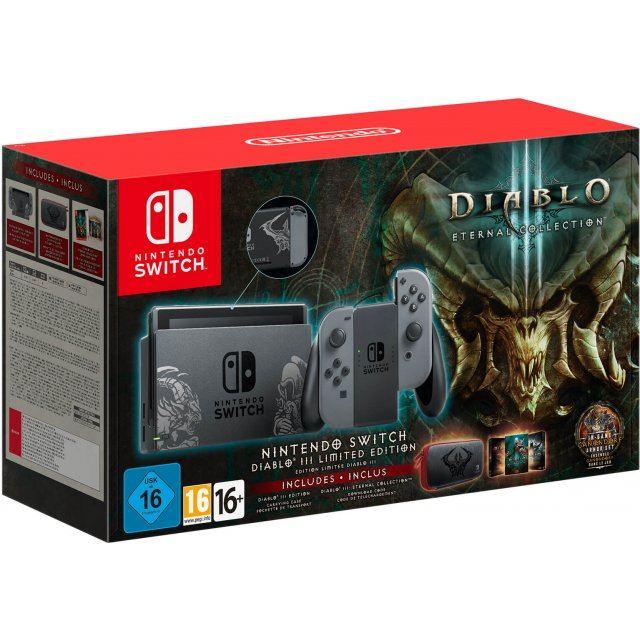 Nintendo Switch: Diablo III Console Bundle [ Limited Edition]