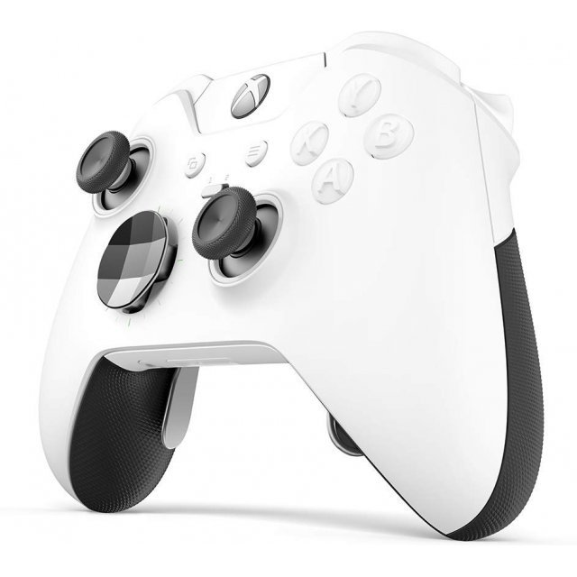 Xbox Elite Wireless Controller  (White Special Edition)