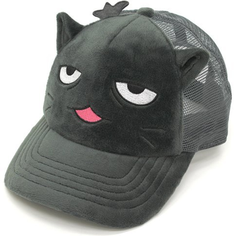 The Idolm@ster Cinderella Girls - Black Pinyakorata Cap