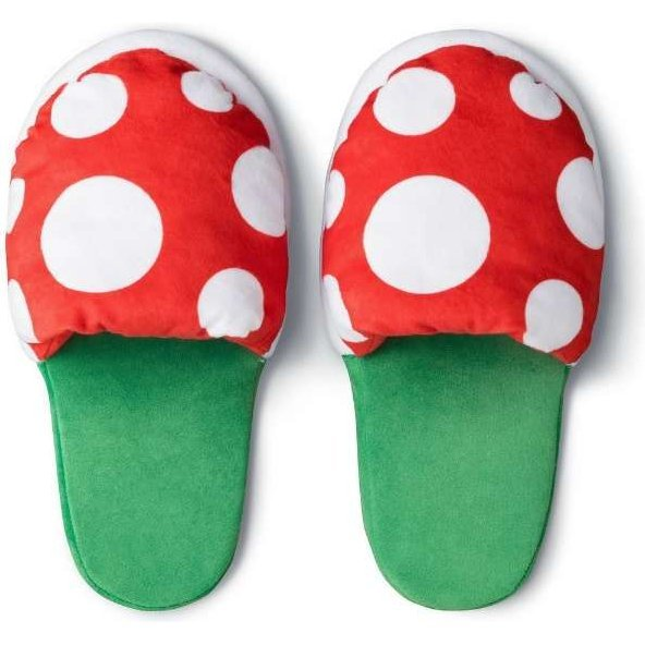 Super Mario Home And Party Room Slippers