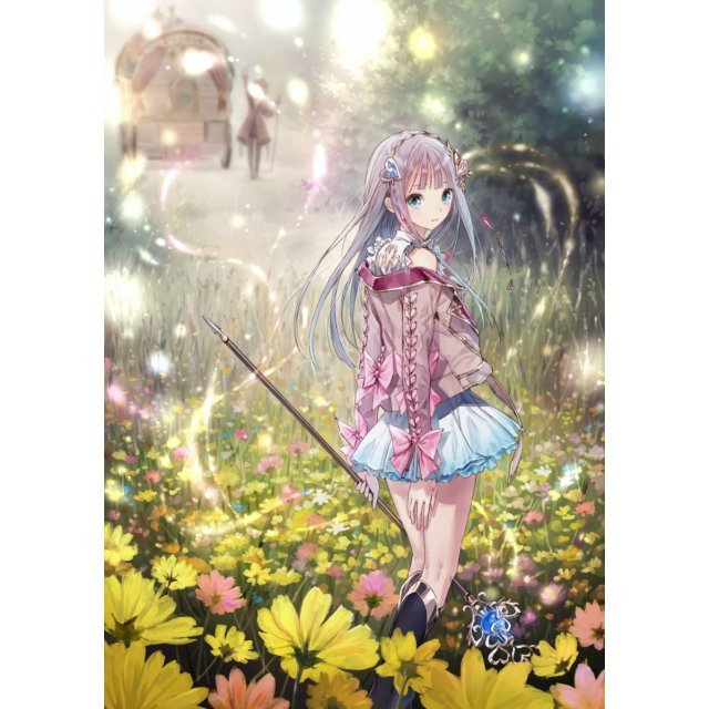 Lulua no Atorie ~ Arland no Renkinjutsushi 4 ~ (Special Collection Box) [Limited Edition]