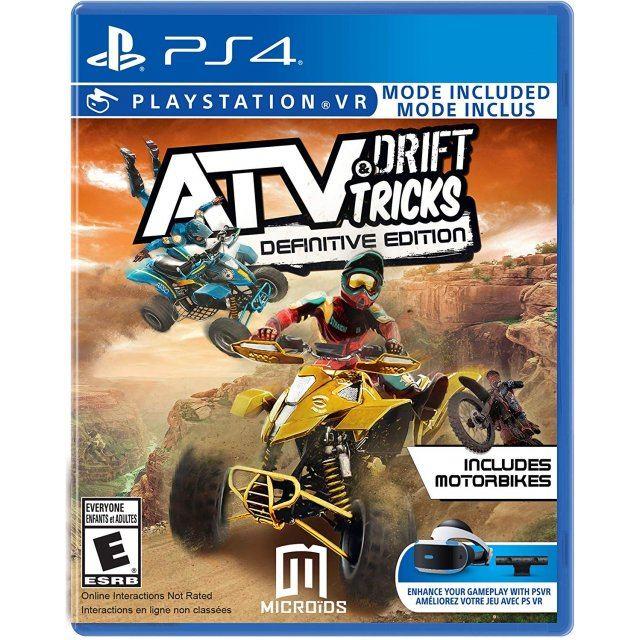 ATV Drift & Tricks [Definitive Edition]