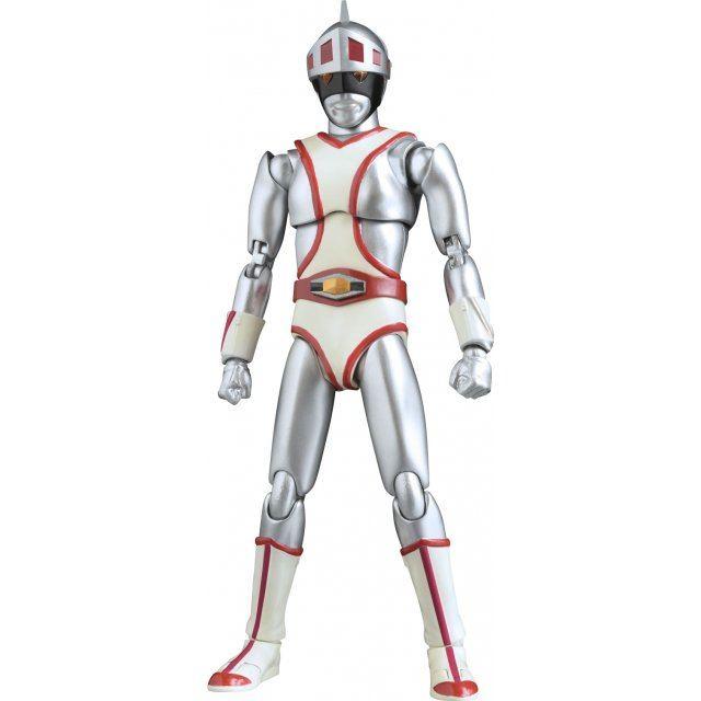 Hero Action Figure Series -Senkosha Ver.- Silver Kamen: Silver Kamen Giant