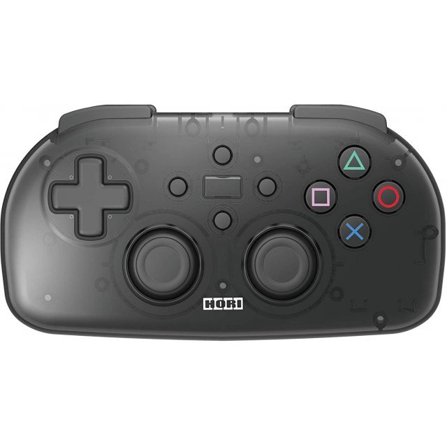 Hori Wireless Controller Light for PlayStation 4 (Clear Black)