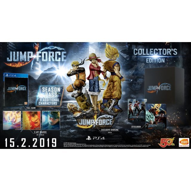 Jump Force [Collector's Edition] (Multi-Language)