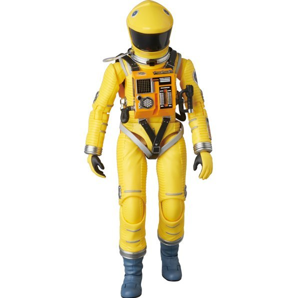MAFEX No.035 2001 A Space Odyssey: Space Suit Yellow Ver. (Re-run)