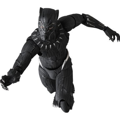 MAFEX No.091: Black Panther