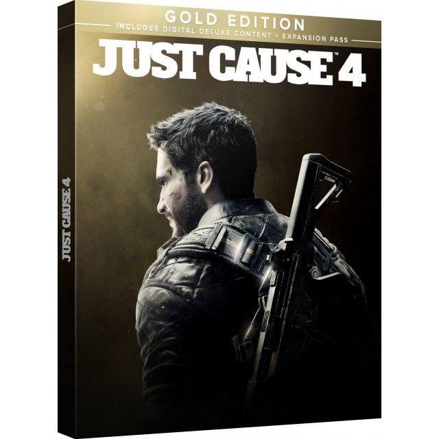 Just Cause 4 [Gold Edition] (English)
