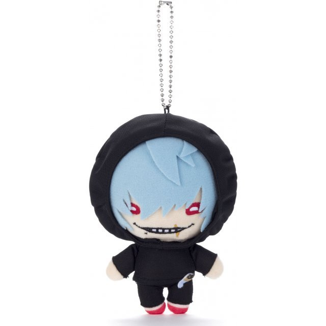 Nitotan My Hero Academia Plush with Ball Chain: Tomura Shigaraki